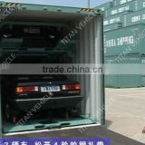 TITAN container car carrier frame for sale , container car lift frame , Trans-Rack car carrier container