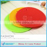 Sedex audit factory FDA Heat Resistant Silicone Baking Mat / Silicon Mat / Table Mat