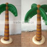 inflatable pvc palm tree,promotional decoration,promotion gift, palm tree model, beach toy