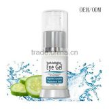 Anti Aging Eye Gel Treatment for Dark Circles, Puffiness & Wrinkles Hyaluronic Acid & Amino Acid