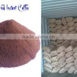 Export instant coffee in bulk