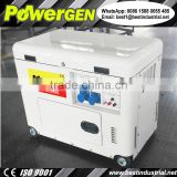 INquiry about Newly Designed!!! Factory Direct Sale POWERGEN 50Hz Silent Diesel Generator 7000W with Cooling Fan