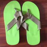 SEDEX factory customized  EVA PE soft  flip flops  beach sandals