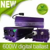 Indoor Herb Garden Hydroponics 600W Ballast Electronic/ 600W Digital Dimmable HPS MH Bulb HYDROPONICS Grow Light Ballast
