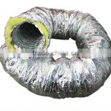 Hydroponics Products Ventilation Air Duct Aluminum Duct Pipe