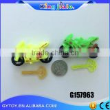 2015 newest hot selling plastic small toys autobike