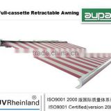Hot sale electric awning full cassette awnings