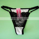 2014 Fashionable ladies sexy G-string