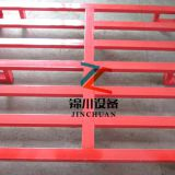 1000kg Loading Powder Coated Stainless Iron Pallets Galvanized