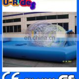 outdoor swimming pool,inflatable swimming pool with water ball