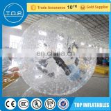 Professional body pit balls bubble ball football for fun