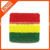 Cheap Custom Terry Cloth Wristband