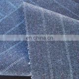 Stripe T/R/SP stretch fabric Plain Dyed spandex suiting for Ladies wear