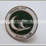 Trading baseball metal lapel pin badge with OEM order