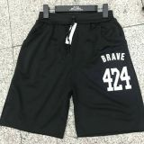 Summer men's casual straight trousers shorts