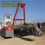 Desilting Mining 6inch - 24inch Cutter Suction Dredger Marine Dredging