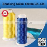 Newest Design Beautiful 100% cotton Luxury fire retardant sewing thread