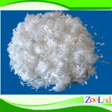High Strength White Polypropylene fiber For Concrete Fiber