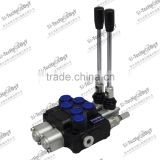 ZT-L12F 50L/min control valve hydraulic for kids hydraulic excavator,manufacturer in china