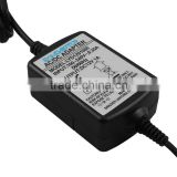 AC DC power adapter 12v 1000ma 1500ma 110v-240v power supply for CCTV Camera with CE approval