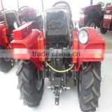 china cheap 50hp 4wd mini farm tractor with front loader