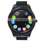 2016 round screen watch ips full round touch screen Q2 MTK2502 smart watch for android &ios.