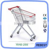 Mini grocery baby shopping trolley