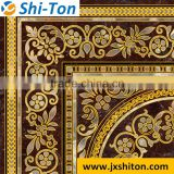 gold glass Firebrick polished crystal tile floor tiles