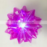 Factory Supplier Competitive Price Christmas LED Packing Ribbon Bow, Lighting Ribbon Bow