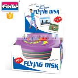 top selling products 2016 10.5'' plastic frisbee disc golf flying disc