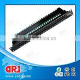 CAT3 Modular Telephone Patch Panel,female patch panel rj11