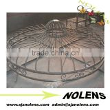 Wrought Iron Gazebo ,Ornament Wrought Iron