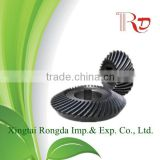 Various type stainless steel rotating gear ring, plastic gear wheel, rack gear gear shift knob