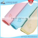 NJ-TN-007 super soft baby burp cloth manufacturers baby face cloth