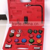 21 PCS Cooling System & Radiator Cap Pressure Tester for Auto