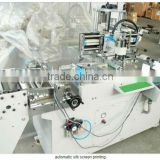 adhesive label screen printing machine,Auto PVC paper reel type silk screen printing machine/ adhesive tape/security mar