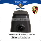 Car dash hidden camera long time recording,wireless video camera for car