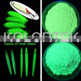Glow In The Dark Pigments, Night Glow Fishing Lure Jig Paint