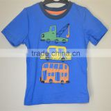 Fashion Top kids short sleeve boy Tshirt, New Design Good Children Tshirts Fashion For 2015
