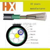 Made In China Best Price Fiber Optical Cable 12/24/48 Core GYTS Fiber Cable GYTA GYTC8S Armoured Outdoor Optical Fiber Cable