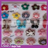 New design lovely rose flower button for children cloth