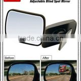 Total View 360 Degree Adjustable Blind Spot Mirror As Seen On TV