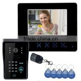 LCD Digital Video 170 Wide Angle Auto Door Viewer eye Doorbell Camera Motion Detection Night vision