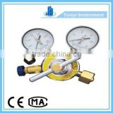 Gas Pressure argon regulator