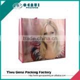 Customised Pretty Promotional non woven bag