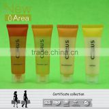 Cheap disposable hotel cosmetic liquids Shampoo&Bath gel&Body lotion for hotel use