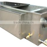 Catering Grease Trap , stainless steel oil- water separatorin kitchen, Grease trap for Industry
