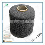 80# 90# 100# 100% Polyester Latex Rubber Yarn for Socks