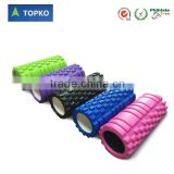 TOPKO 13'' x 5'' Custom Labeling Eco-Friendly EVA Yoga Hollow Foam Roller