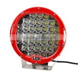 Wholesale high power spot/flood led working light IP67 12V work light led 185w high intensity LED Driving lamp for 4x4 Off-road